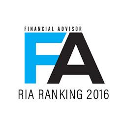 FA Magazine RIA Ranking 2016