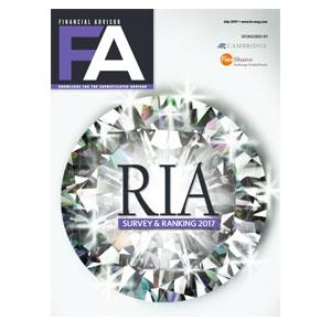 FA Magazine RIA Ranking 2017