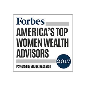Forbes Top Women Wealth Advisors 2017