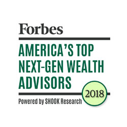 Top Next-Gen Wealth Advisors 2018