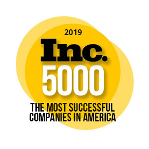 Inc. 5000: The Most Successful Companies in America 2019
