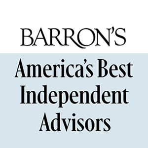 Barron's Top Independent Financial Advisors