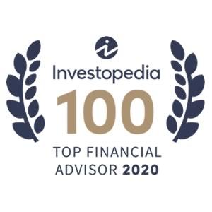 Investopedia 100 Top Financial Advisors of 2020